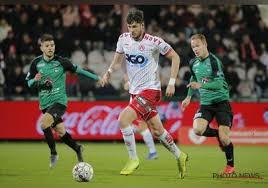 Geoffry Hairemans will be restored to match Antwerp
