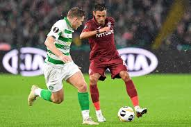 Celtic Glasgow - CFR Cluj, 2-0, in the second stage of Group E of the Europa League
