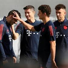 Bayern Munich footballer cried on the bench. The club has a plan for him