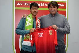 Yerkebulan Seydakhmet, finally the Kazakh who will be exported? - Footballski