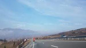 The roads in Burgas District are dry and passable